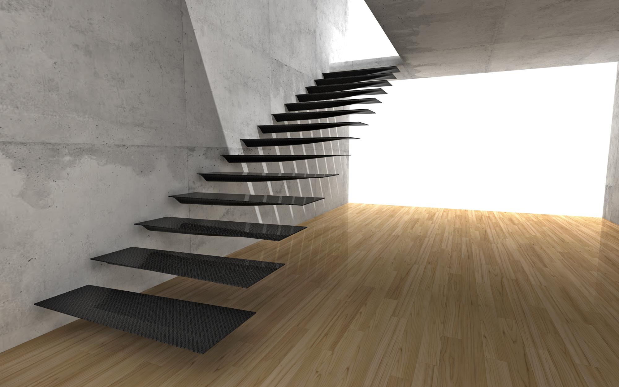 Pr sentiert design treppen for It design